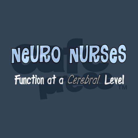 Neuro Nurse Organic Men's T-Shirt (dark) | Nurses