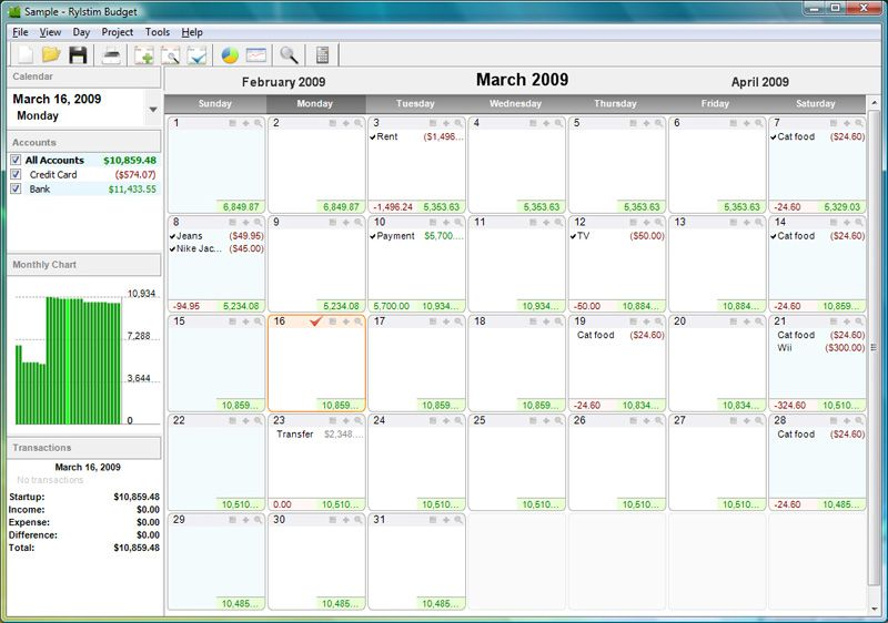 The Best CalendarBased Finance Management Apps  Management