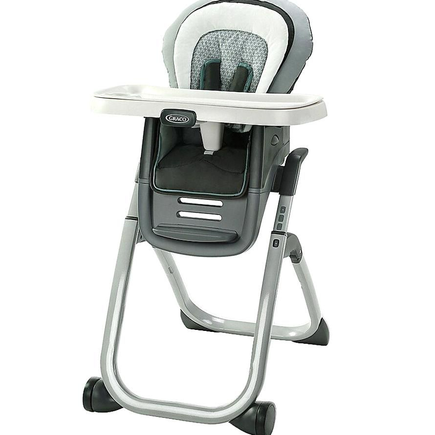 Graco Duodiner Dlx Convertible 6 In 1 High Chair In Mathis Green