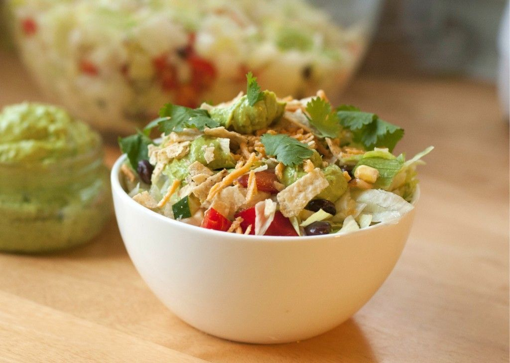 Southwestern Avocado Ranch Salad #avocadoranch Southwestern Avocado Ranch Salad - Forget the bag of chips. Bring this to the next surprise gathering and be the Veggie BBQ Superstar! #avocadoranch Southwestern Avocado Ranch Salad #avocadoranch Southwestern Avocado Ranch Salad - Forget the bag of chips. Bring this to the next surprise gathering and be the Veggie BBQ Superstar! #avocadoranch