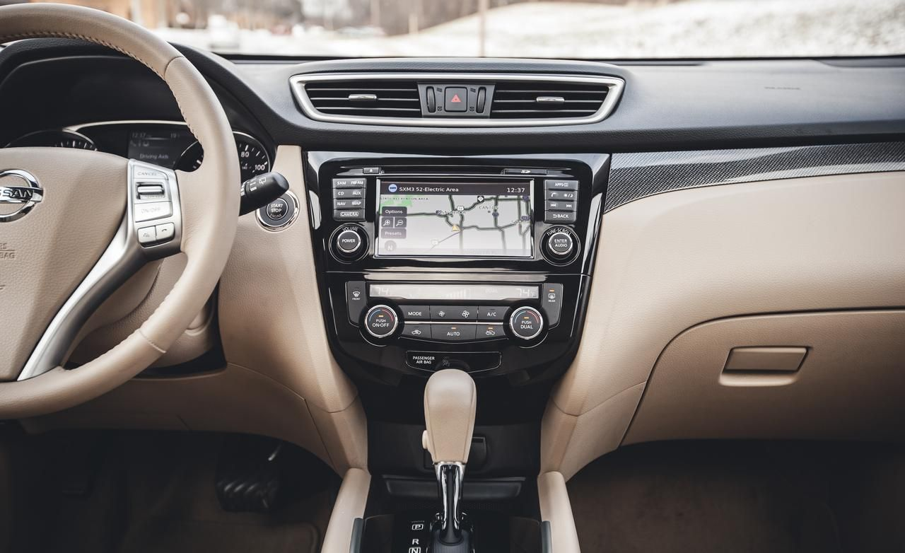 2014 nissan rogue interior 2014 nissan rogue sl awd. Black Bedroom Furniture Sets. Home Design Ideas