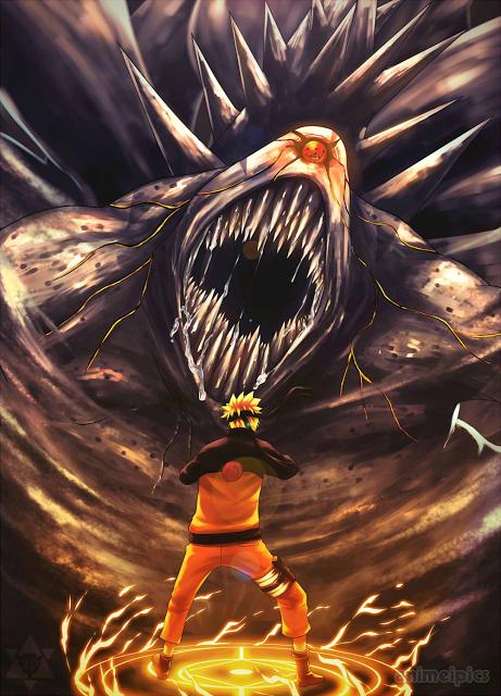 Can Naruto Defeat The Ten Tails Anime Shots Naruto Anime Naruto Naruto Uzumaki