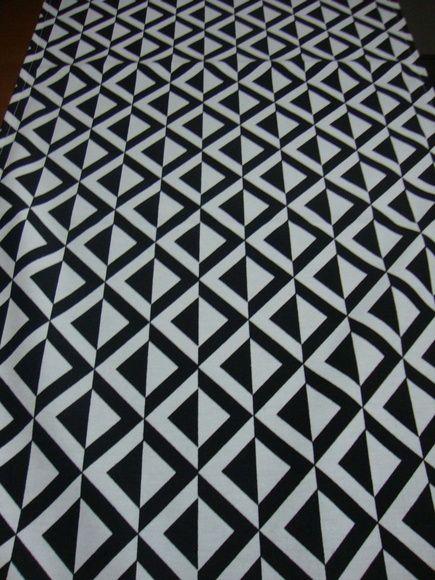 Caminho de mesa grande Triângulo