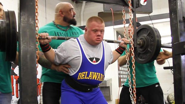 Legless Young Man Became The Coach Of CrossFit   Desert