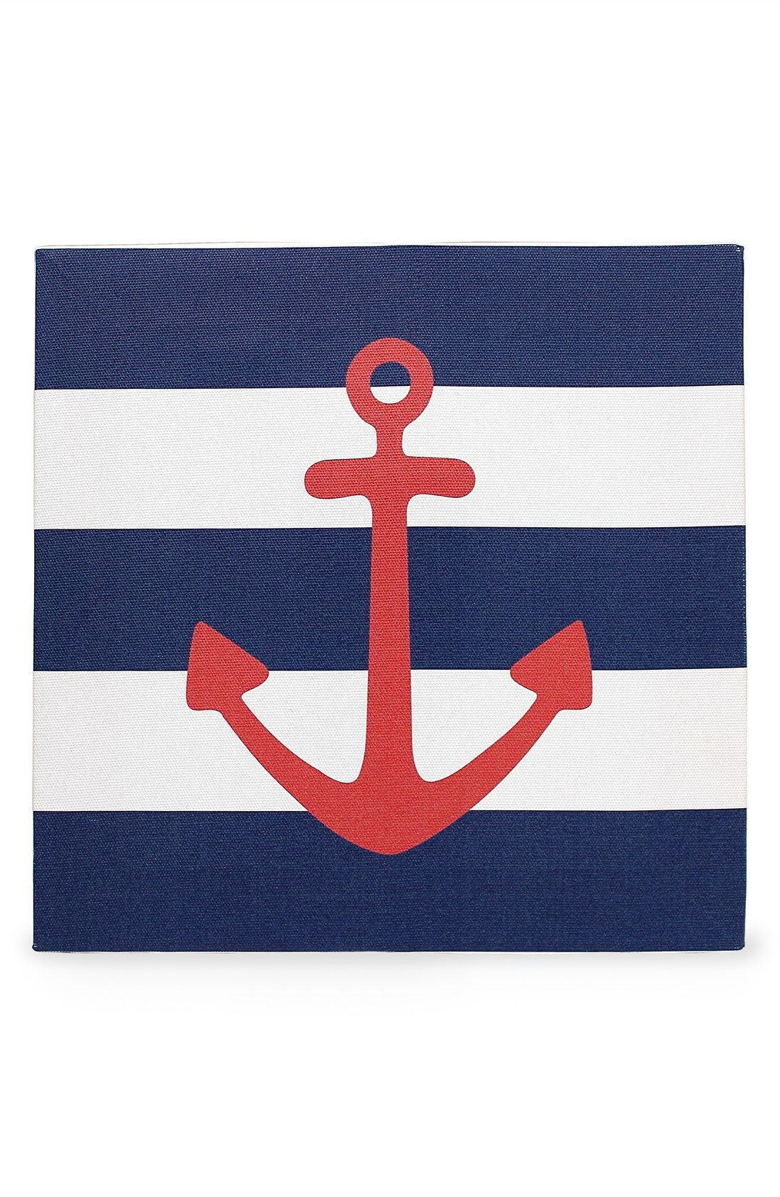 Anchor Wall Art Adds That Fun Quot Nautical Quot Vibe Weekend
