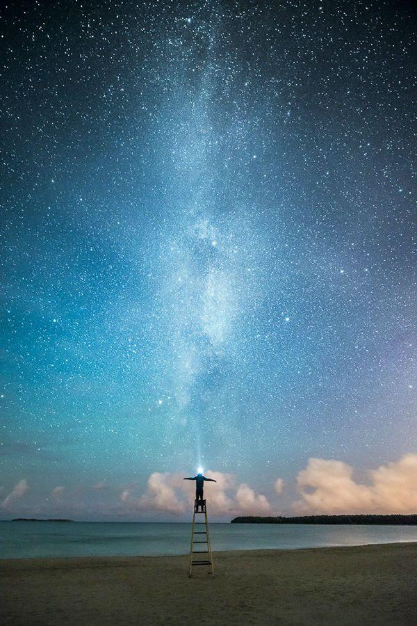 Photographer Captures Magical Nighttime Photos Night Photography Landscape Photography Night Time Photography