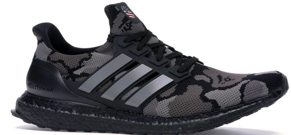 df102297cef0b eBay  Sponsored BRAND NEW Adidas Ultra Boost 4.0 Bape Camo Black G54784 SZ  12 100% authentic