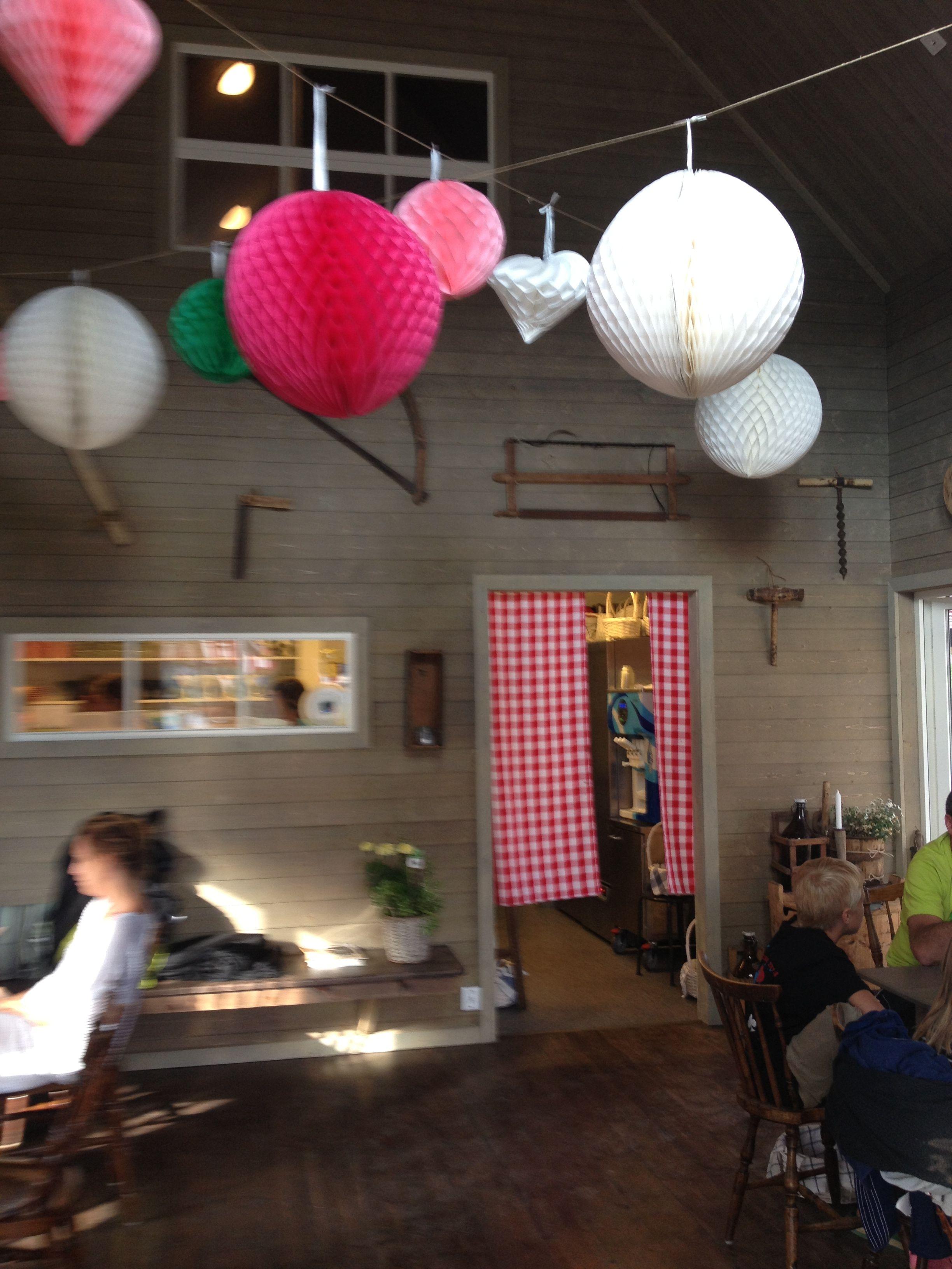 """Bondens glasskalas"" at Väddö, Sweden (Icecream café )"