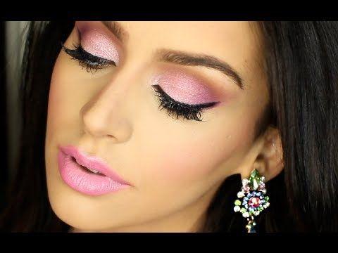 Photo of ALLE PINK Valentinsdag Makeup tutorial