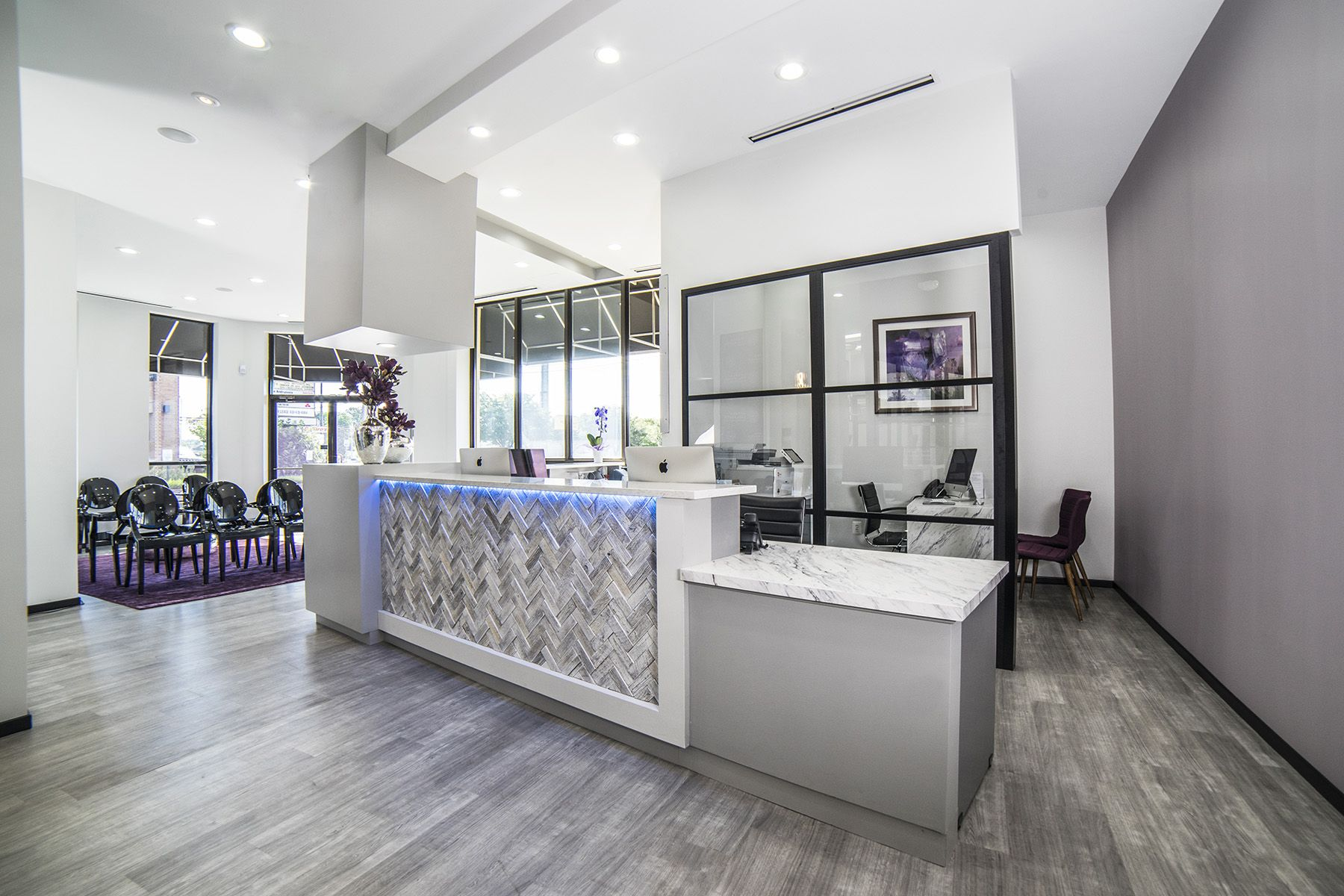 Amanda Gallagher Orthodontics architecture design and construction