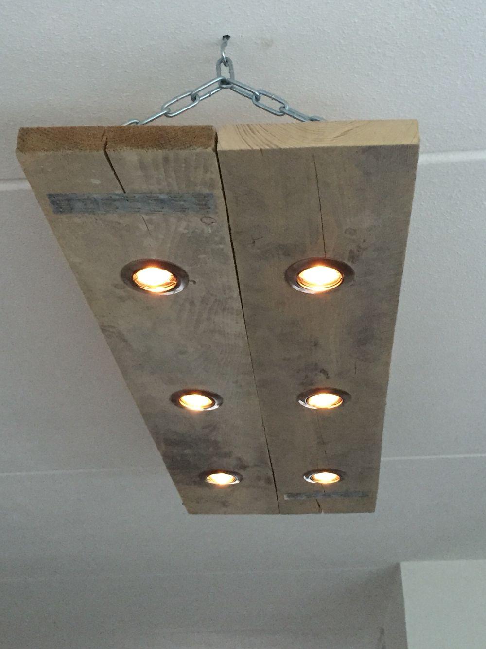 Lamp Woonkamer Selfmade Geinspireerd Op Voorbeeld Van Pinterest Wohnzimmerlampe Wohnzimmerlampe Decke Deckenlampe Wohnzimmer