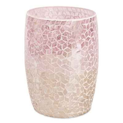 Product Image For Jla Mimosa Wastebasket In Pink Pink Master Bathroom Green Bathroom Decor