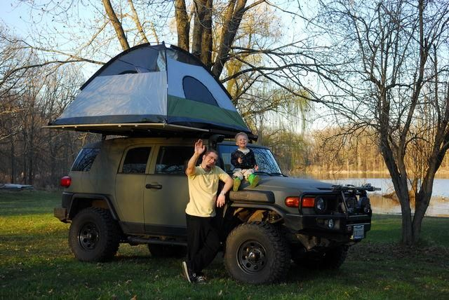 Behold The Ghetto RTT - Toyota FJ Cruiser Forum & Behold The Ghetto RTT - Toyota FJ Cruiser Forum | Truck Camping ...