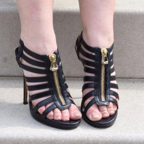 Caged heels, Jimmy choo, Platform sandals