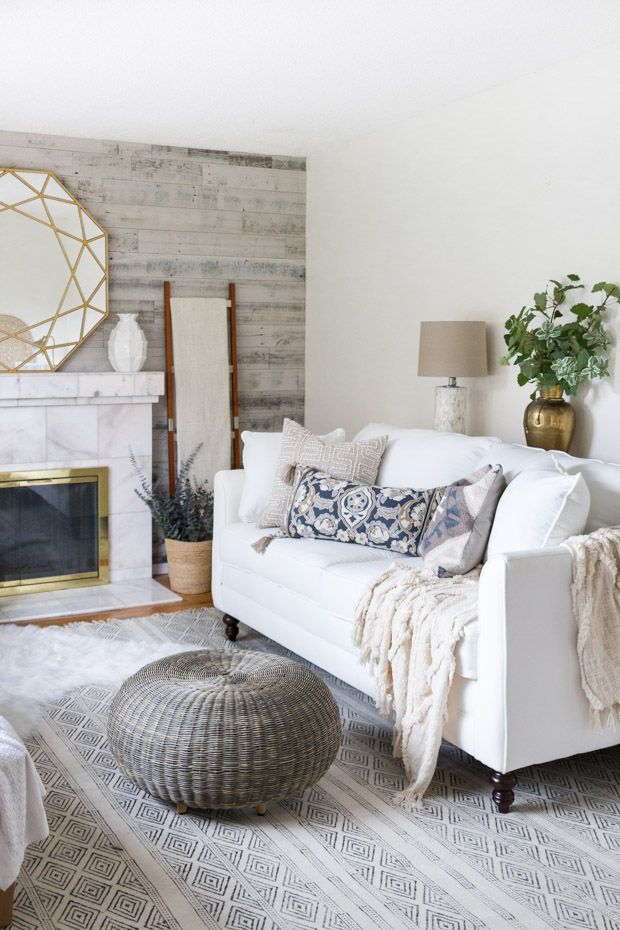 small spaces series our living room office and guest room all in rh ar pinterest com