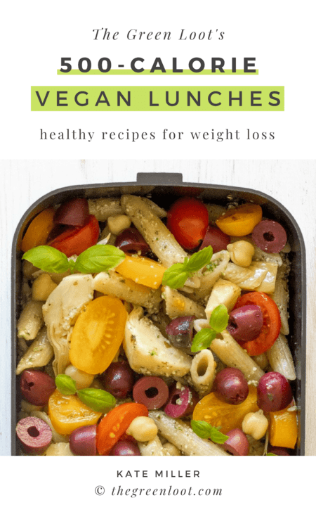 500 Calorie Vegan Lunch Recipes For Weight Loss Green
