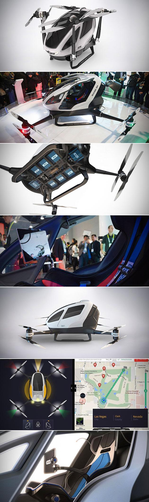 ehang 184 drone - Google Search