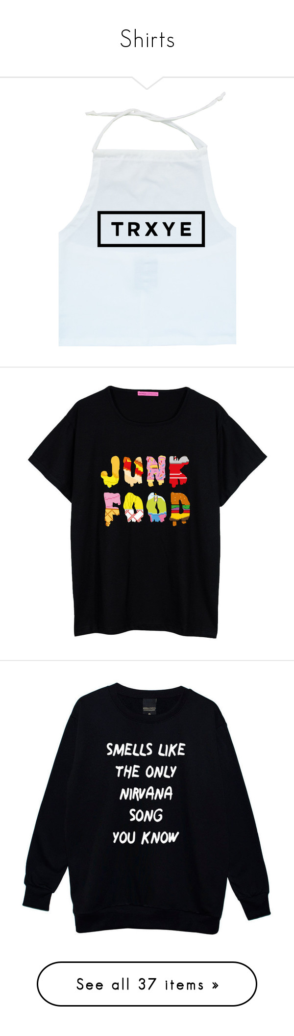 Shirts Shirts Hipster Shirts Strappy Crop Top [ 2112 x 600 Pixel ]