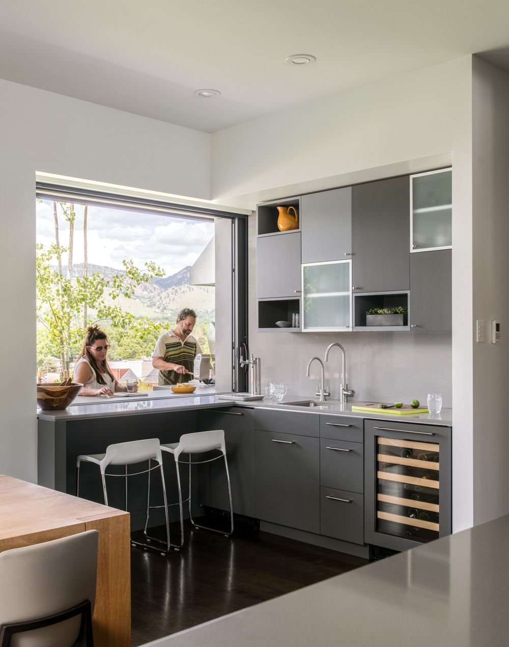 Inside Out: Modern House Design in Boulder