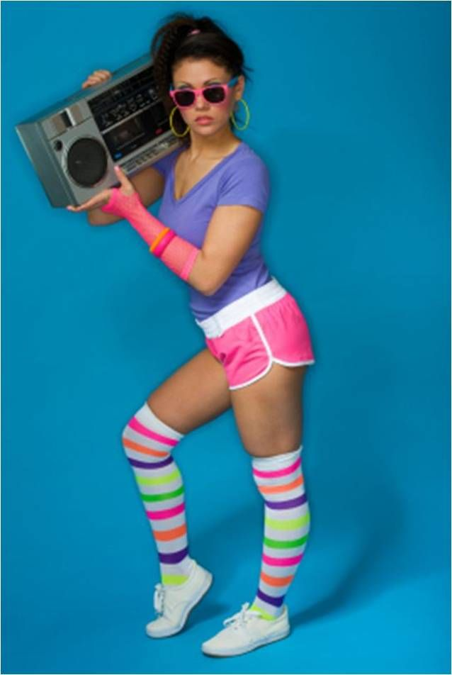 Workout Fashion 80s Party Outfits 80s Fashion Party 80s Party