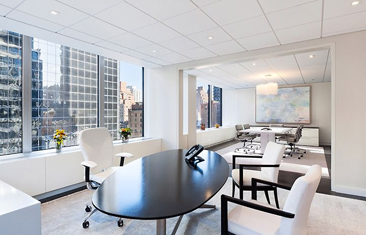 Avon Executive Suites By Spacesmith New York Office