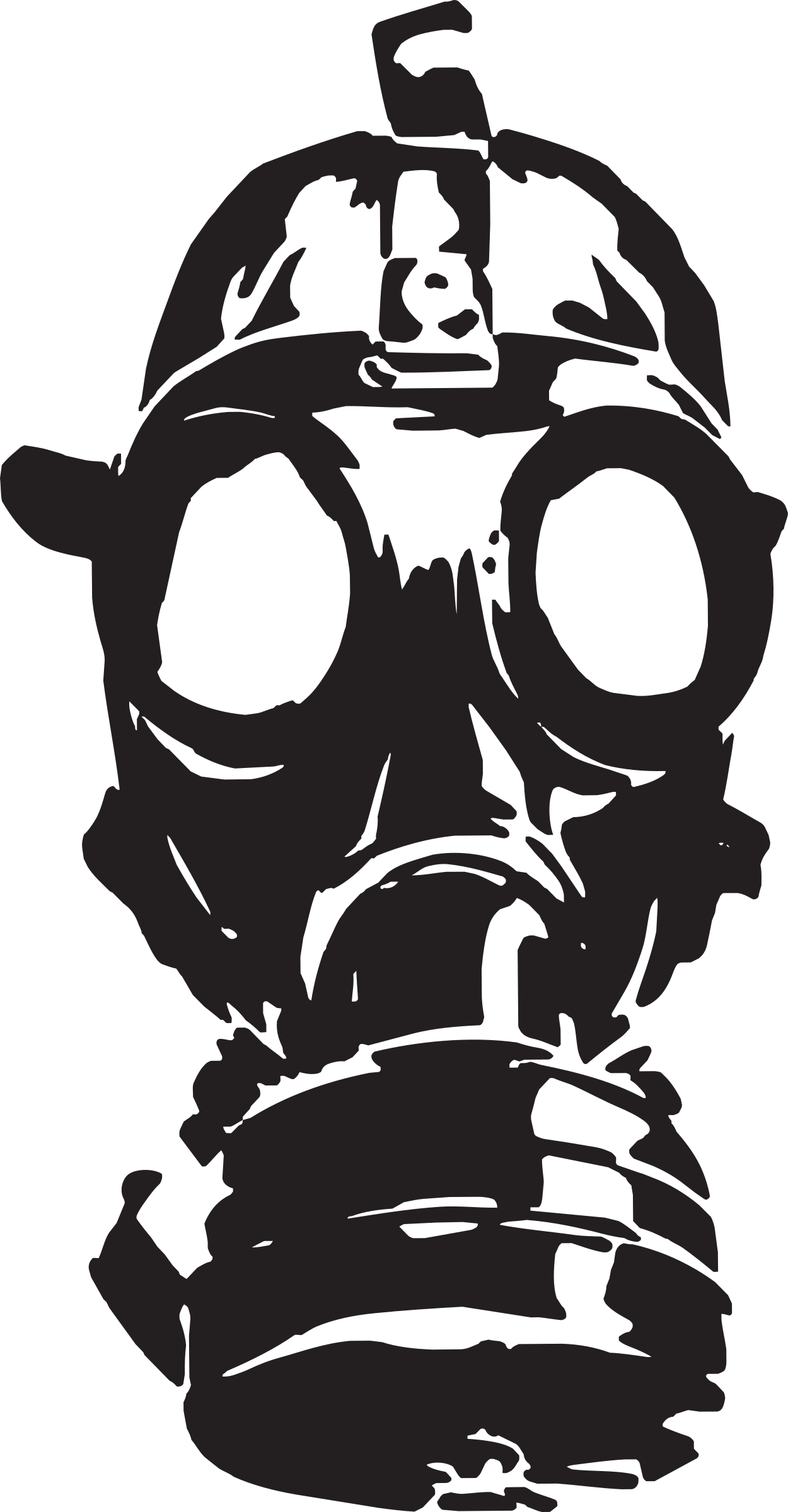 Equipment Gas Gasmask Headgear Mask Military Gas Mask Icon Download On Iconfinder Gas Mask Drawing Gas Mask Art Gas Mask