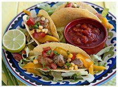 Ben jij een fan van de Mexicaanse keuken? Dan moet je deze heerlijke taco's zeker een keer uitproberen! Het recept vind je hier: http://www.xenos.nl/recepten/tacos-de-puerco