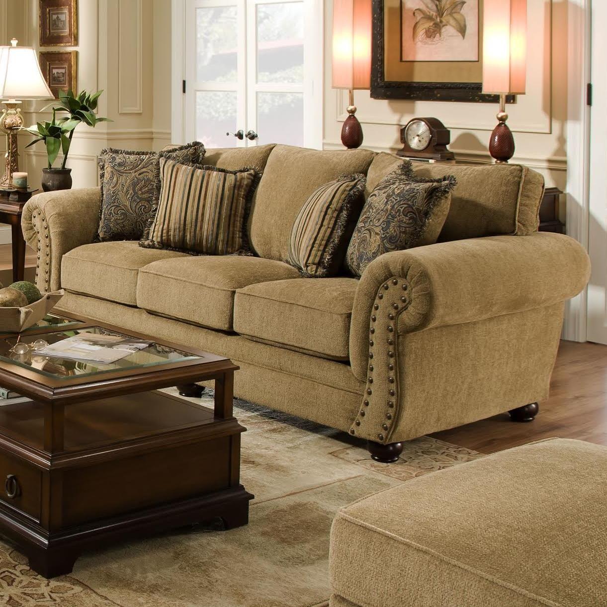 4277 Sofa by United Furniture Industries Sofa