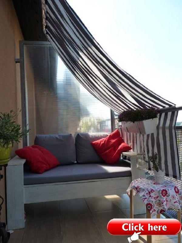 8 Praktische Ideen zum Datenschutz auf dem Balkon #balconyprivacy