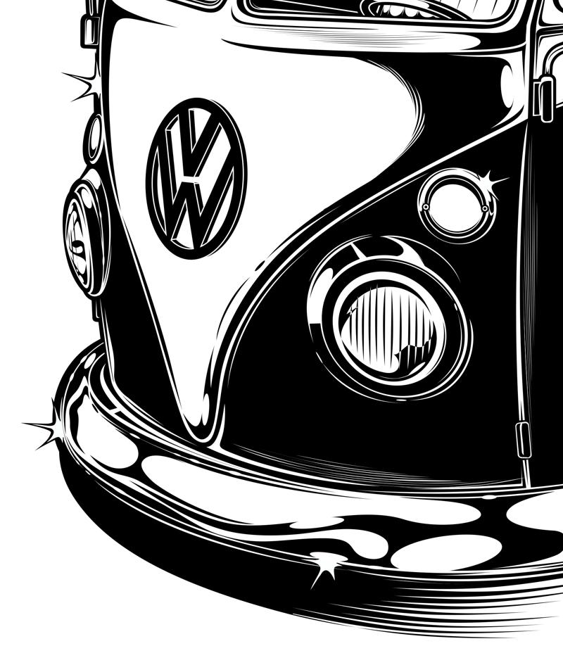 Design For VW SPIRIT Switzerland