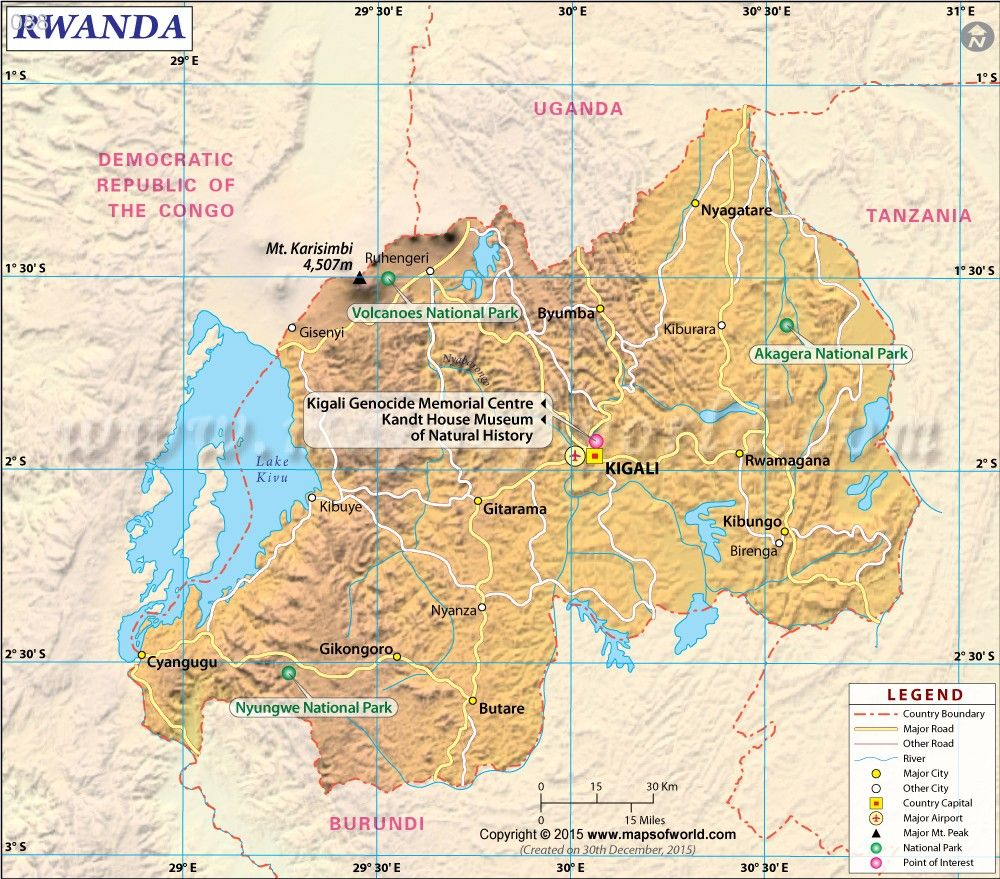 Rwanda map httptravel088rwanda map every country has a rwanda map httptravel088rwanda map gumiabroncs Image collections
