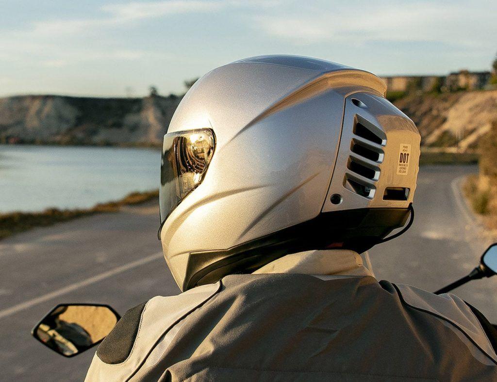 Feher Helmets ACH1 Air Conditioned Motorcycle Helmet