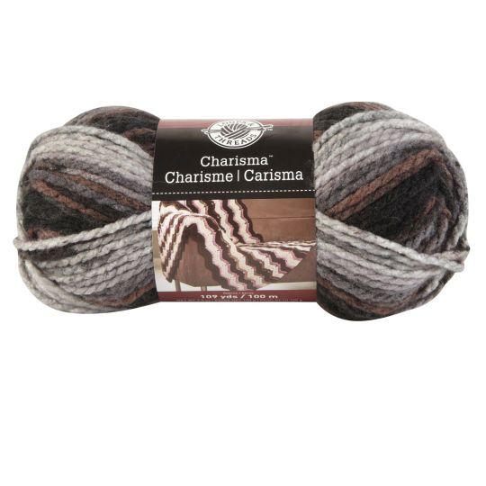 Charisma Yarn Baby Blanket: Loops & Threads® Charisma™ YarnLoops & Threads Charisma