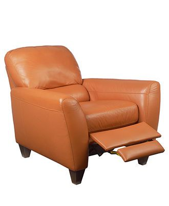 almafi leather pushback recliner sofas leather recliner chair rh pinterest com