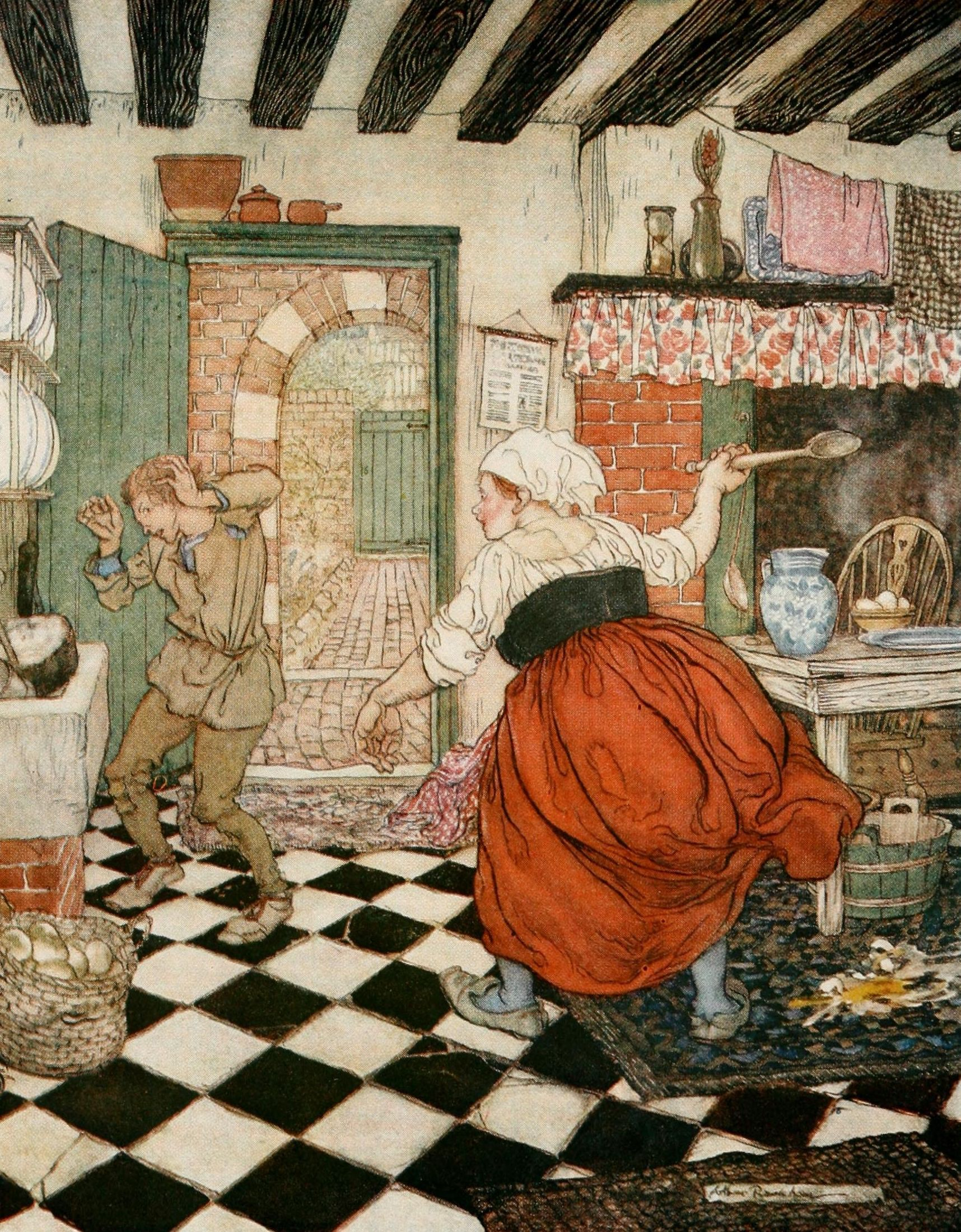 English Fairy Tales 1927-12.jpg 1,716×2,200 pixels