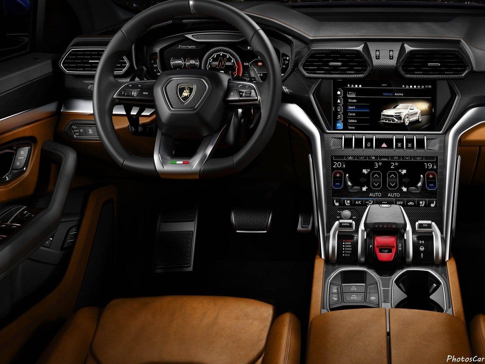 Lamborghini Urus 2019 Le Suv Le Plus Rapide Du Moment Stephen