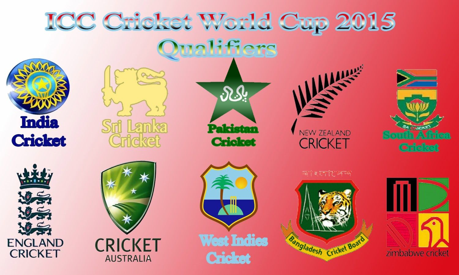 Icc Cricket World Cup 2015 Schedule With Time Lifestyle Magazine