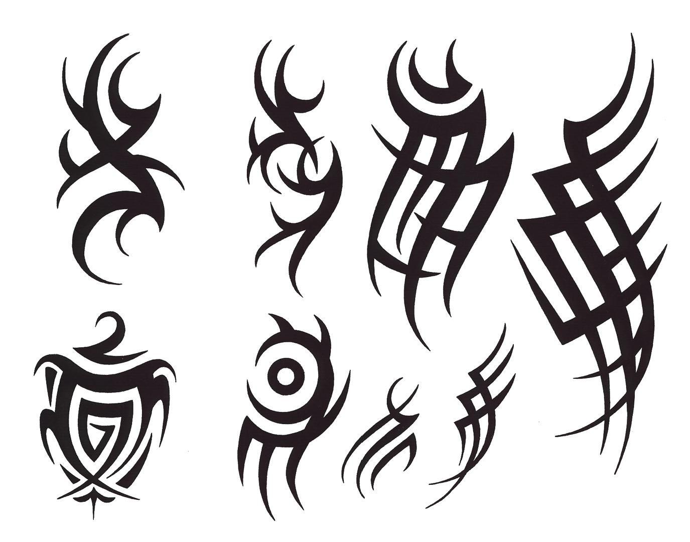 Henna tattoo designs for men - Tribal Tattoos Designs For Men