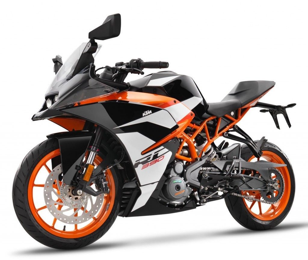 2017 KTM RC 390 Officially Launched in India Rs 2.25