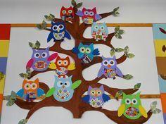 őszi dekoráció faliújságra - Google keresés