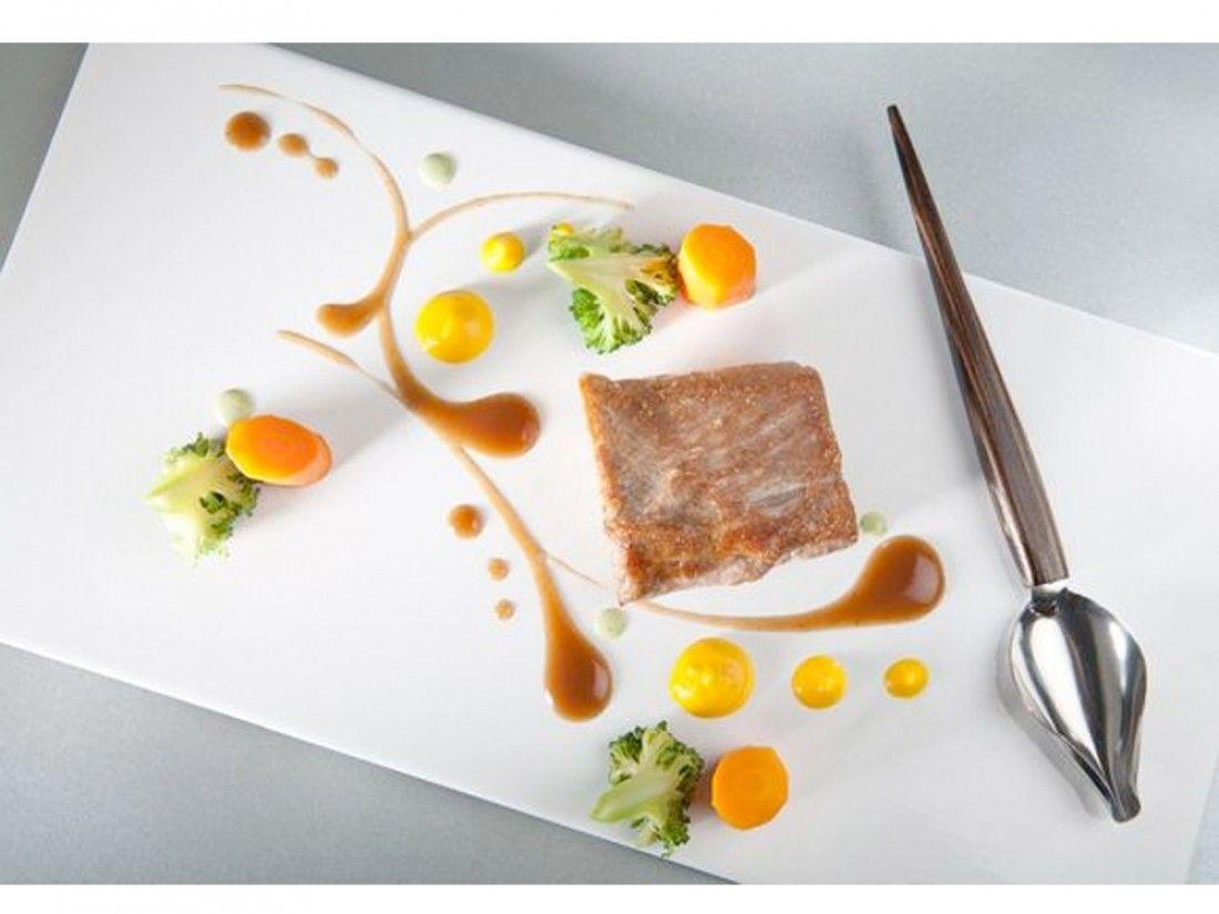 Como decorar platos de comida gourmet buscar con google - Decoracion de platos ...