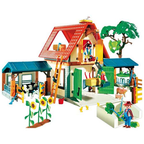 Granja playmobil playmobil pinterest playmobil for La granja de playmobil precio