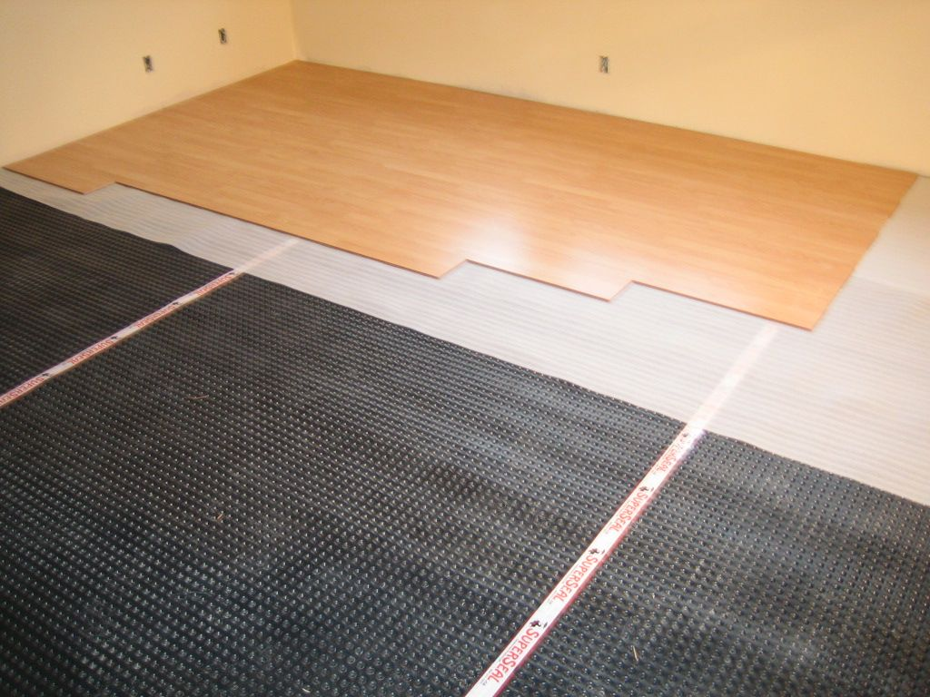 click here to buy superseal warm n quiet subfloor products for all rh pinterest com