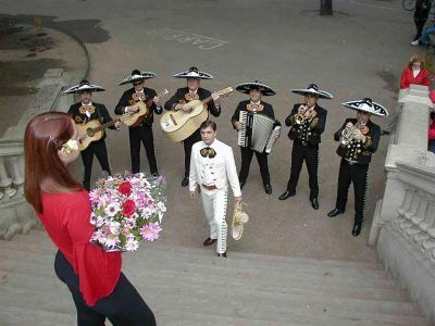 What does serenata mean in spanish