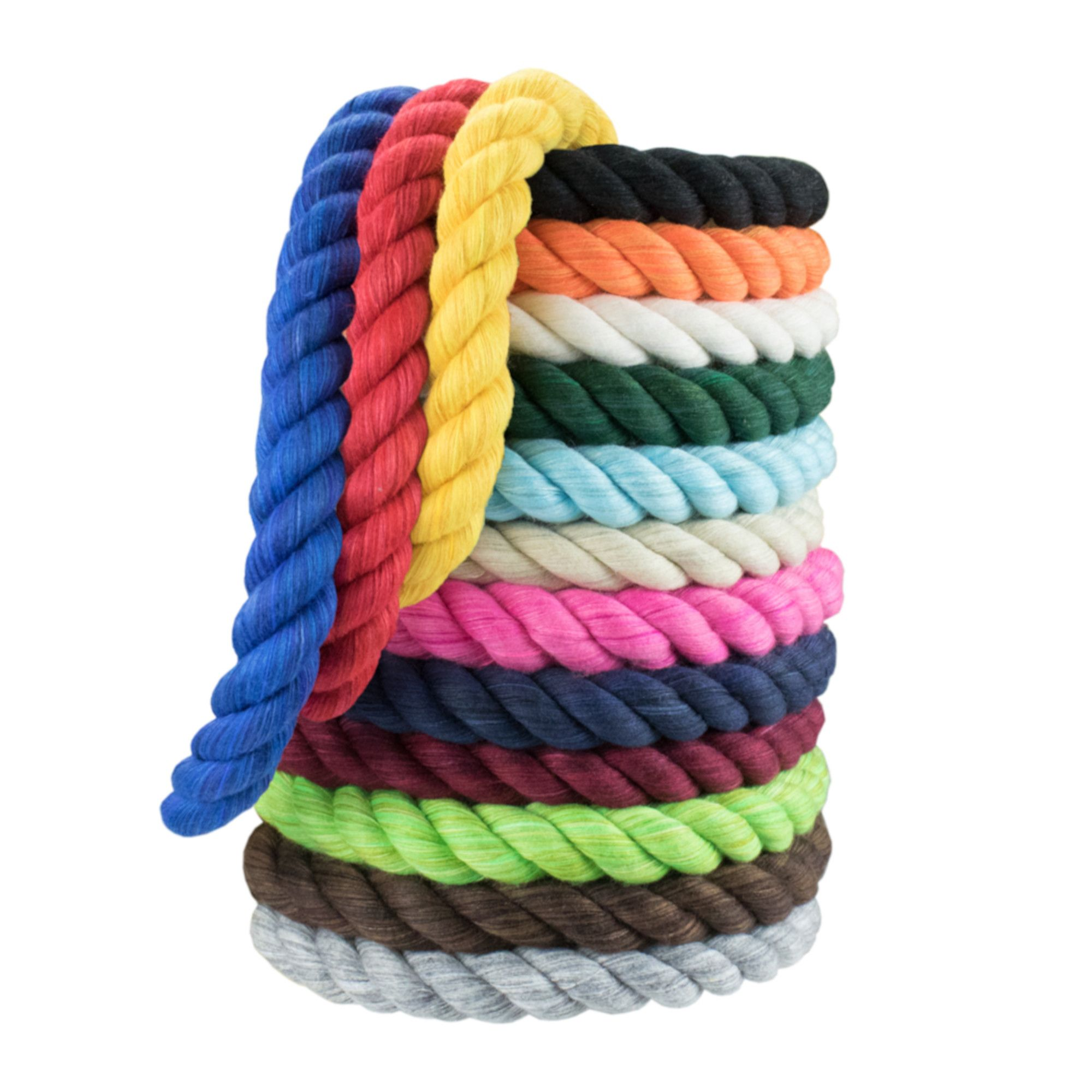 Free 2 Day Shipping Buy Wcp Twisted Cotton Rope 3 Strand Natural Artisan Cord 1 4 Inch 1 2 Inch Super Soft By The Foot I In 2020 Cotton Rope Paracord Planet Rope Rug