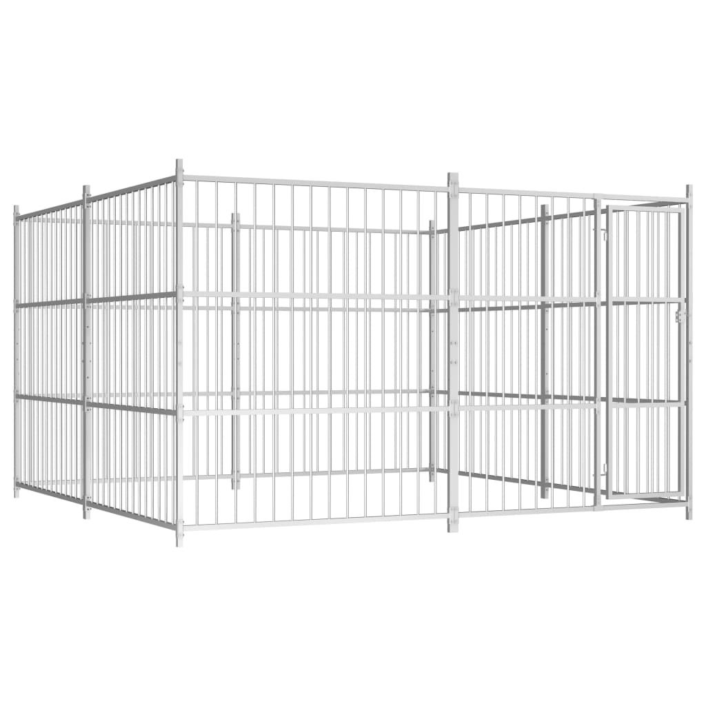 vidaXL Dog Crate 300 x 300 x 185 cm