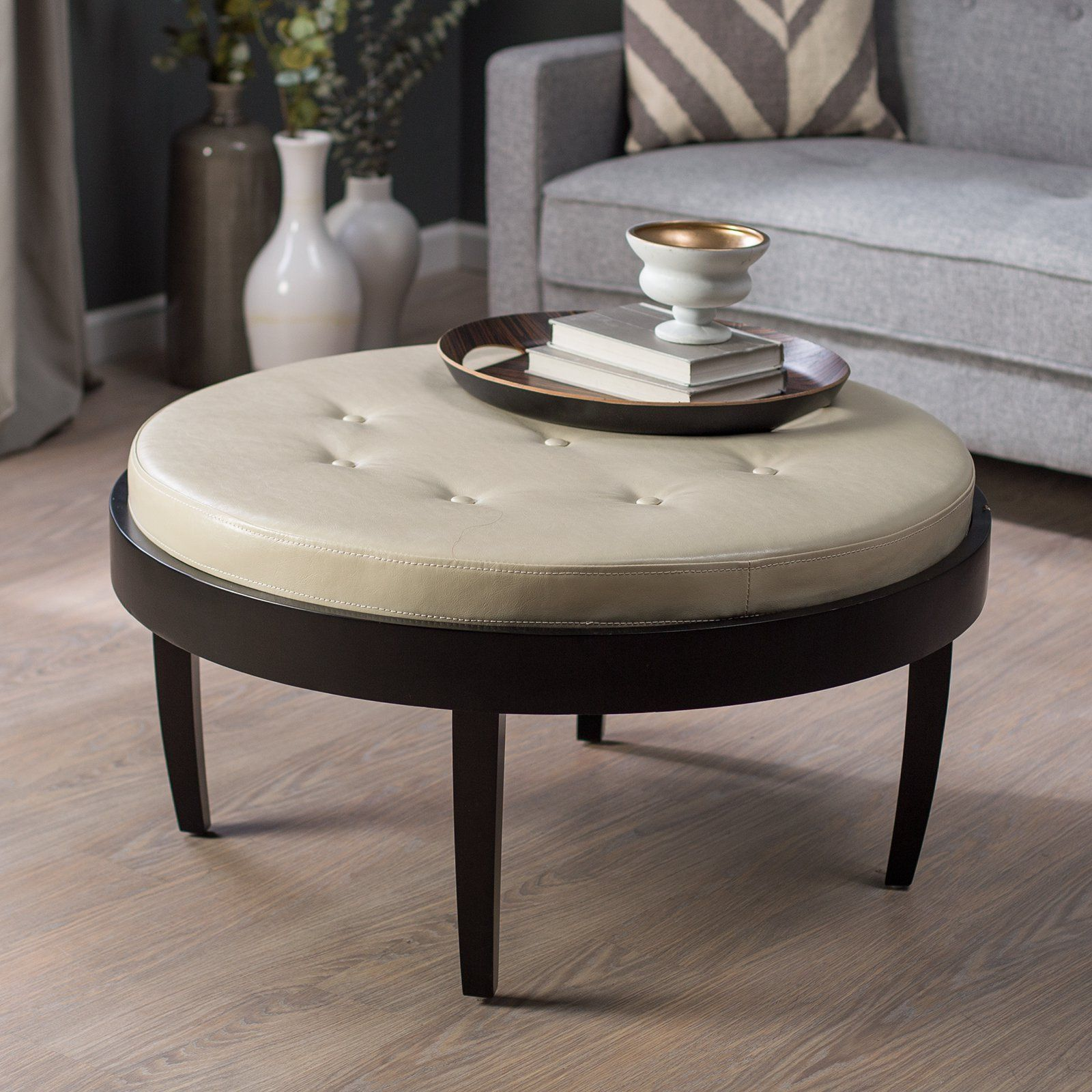 Have to have it Citation Coffee Table Ottoman with Removable