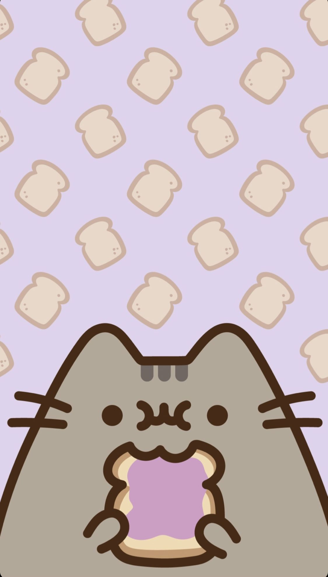 Pusheen Wallpaper Pusheen Cute Pusheen Cat Kawaii Wallpaper