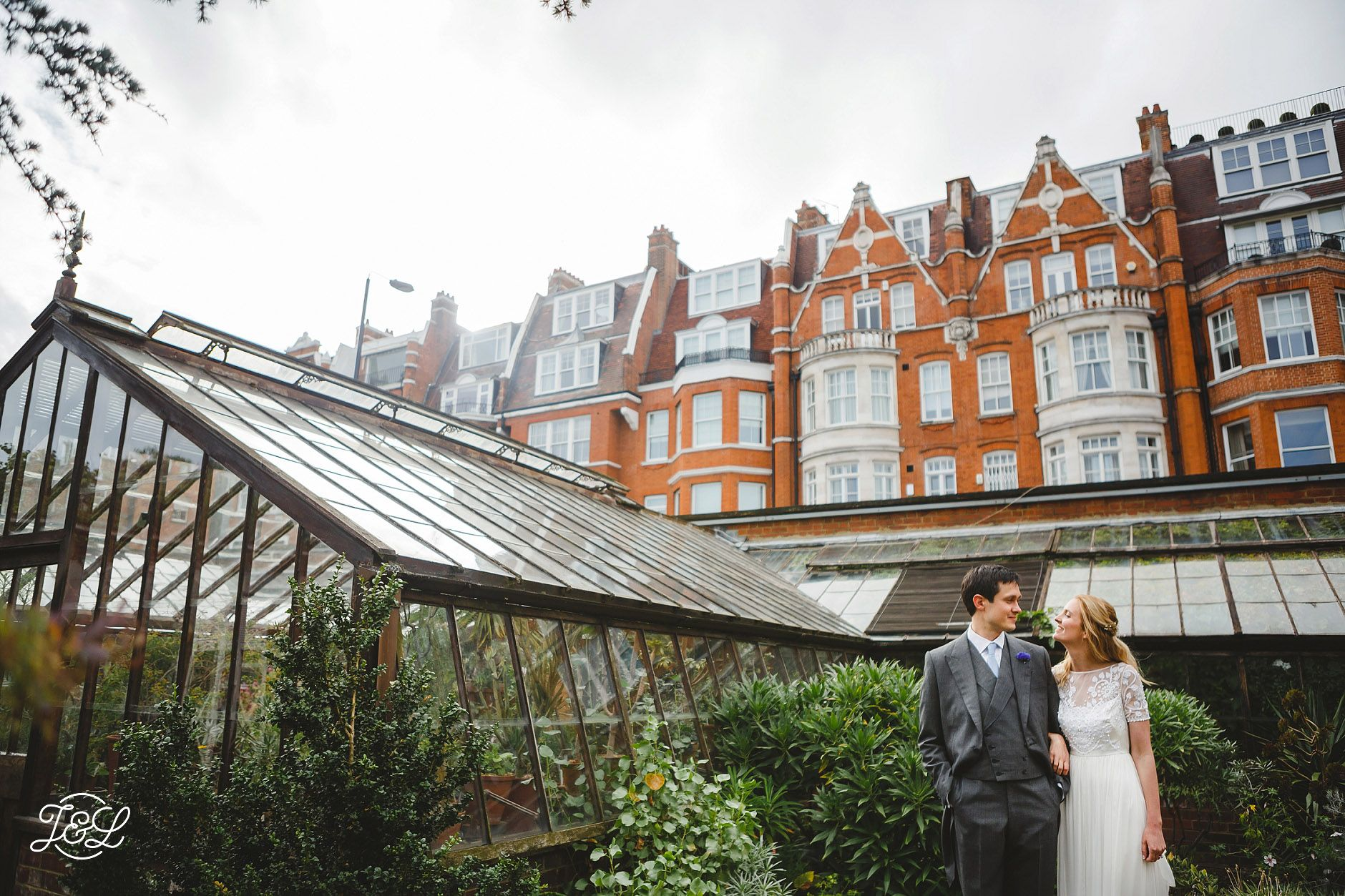 Chelsea Physic Garden Wedding with India u0026