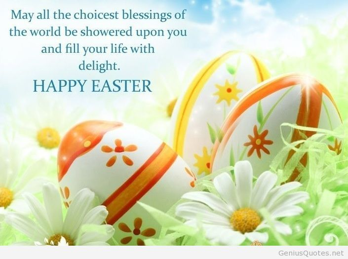 Happy easter blessings quotes merry christmas and happy new year 2018 happy easter blessings quotes m4hsunfo